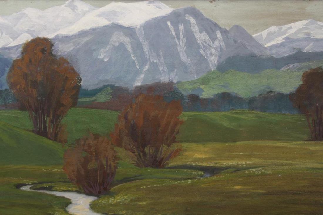 E.L. Hoffmann, 20th C. American Landscape - 3