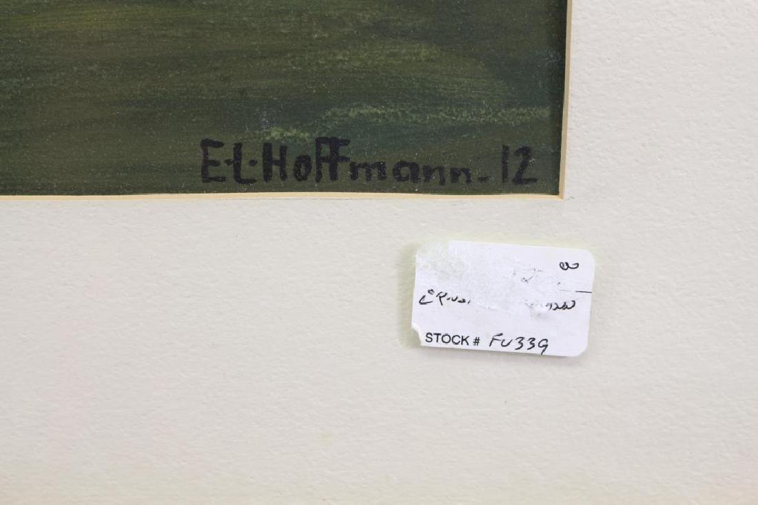 E.L. Hoffmann, 20th C. American Landscape - 4