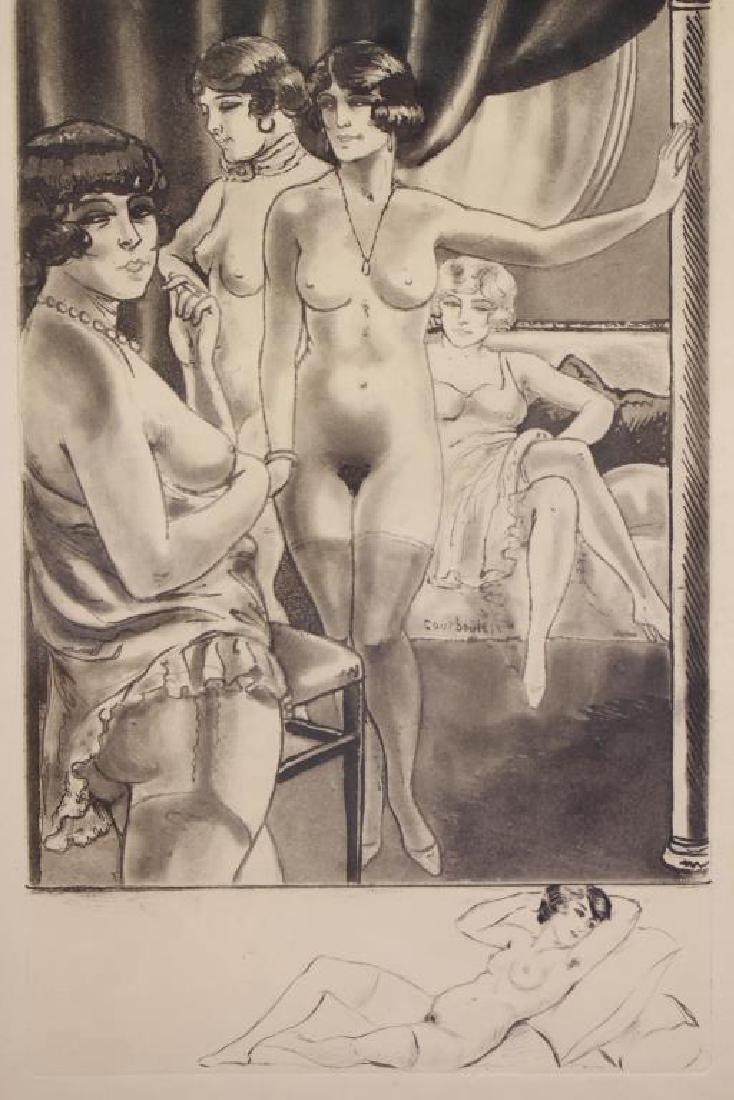 Leon Courbouleix (France, 1887-1972) - 3