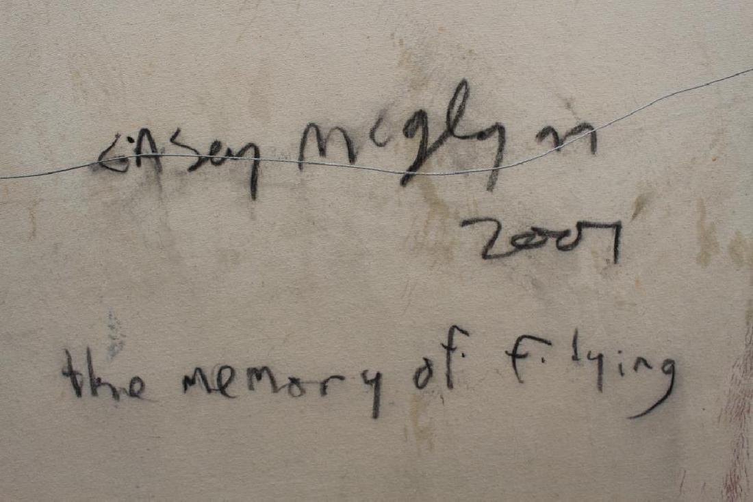 "Casey McGlynn (born 1970) ""The Memory of Flying"" - 10"