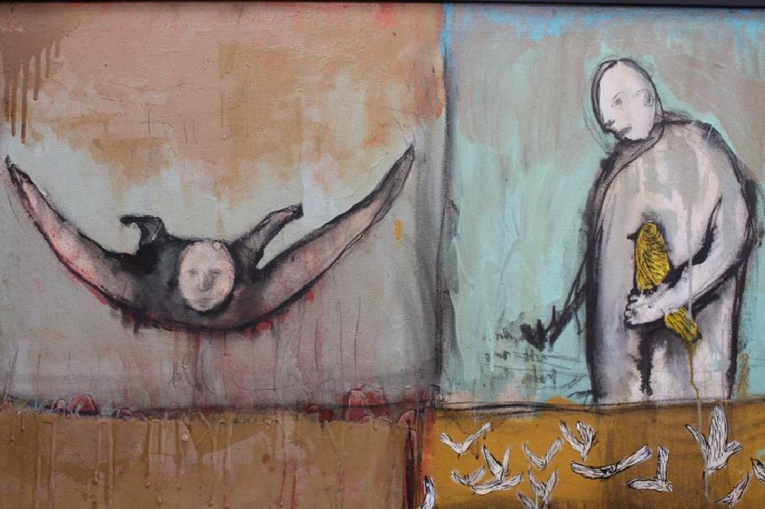 "Casey McGlynn (born 1970) ""The Memory of Flying"" - 3"