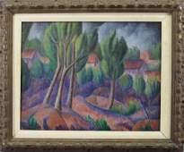 Marco Tricca (NY/Italy 1880 - 1969) Ex Christie's