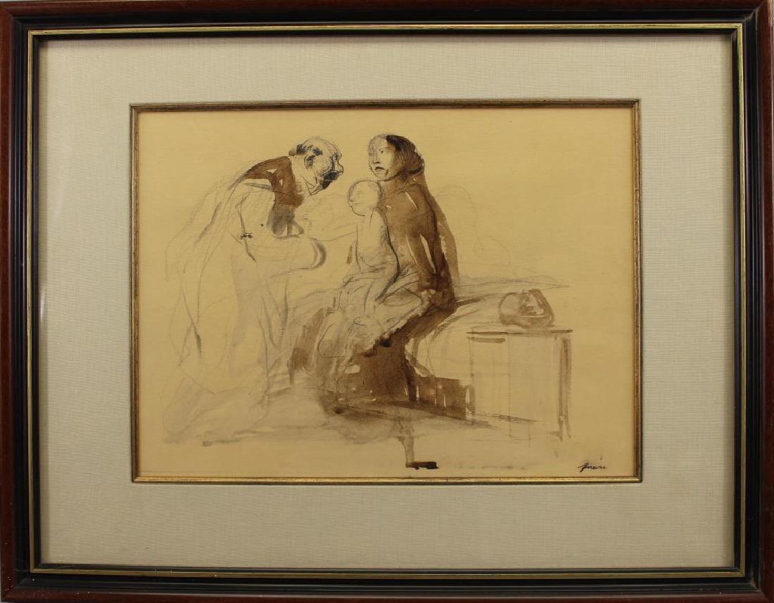 Jean-Louis Forain (1852 - 1931)