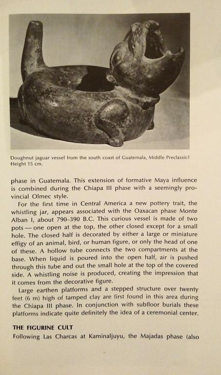 Pre-Columbian Circular Body Canine Effigy Vessel - 4