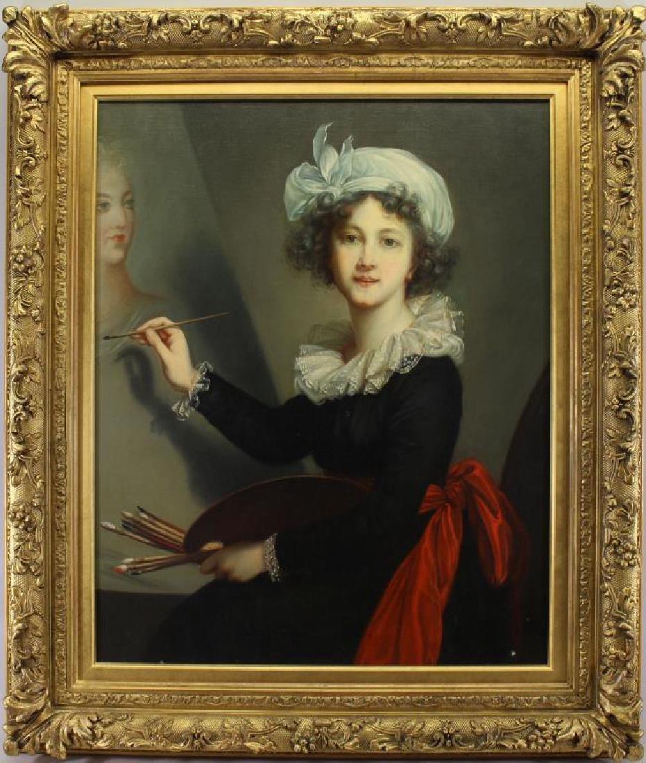 Elisabeth Louise Vigee-Lebrun (1755 - 1842)