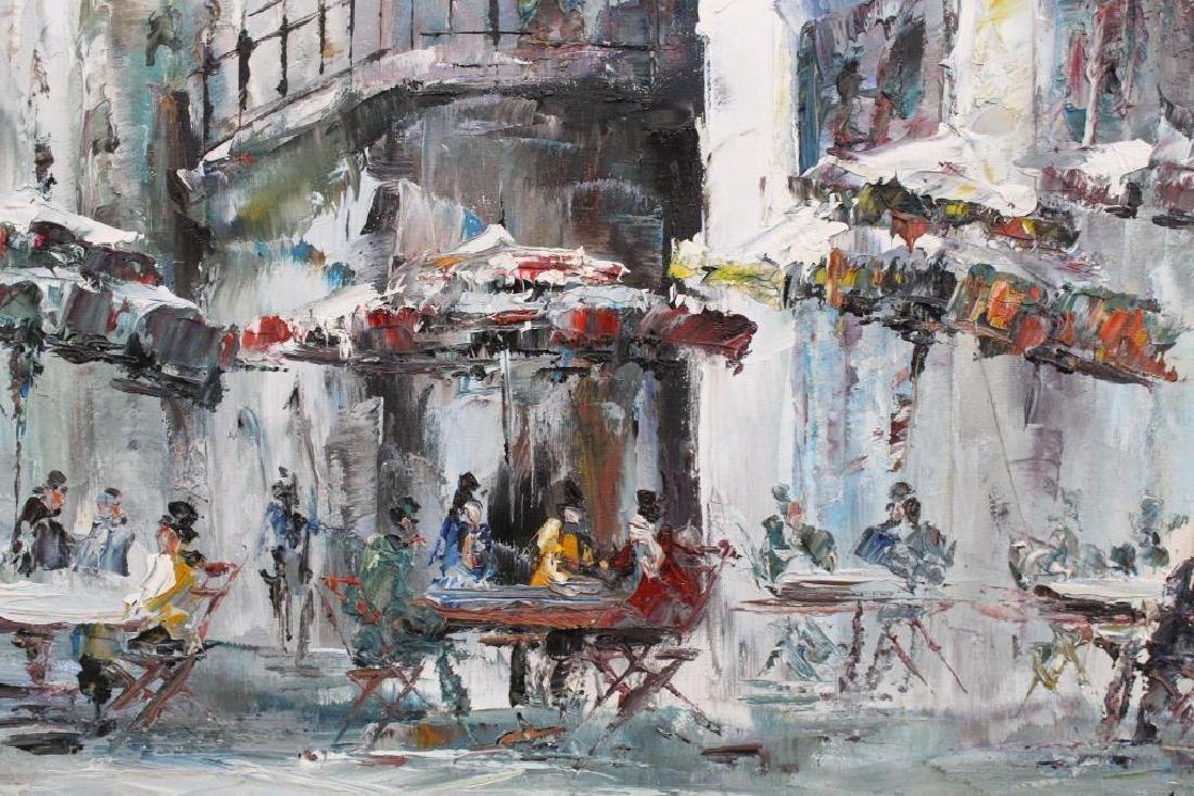 Randall Davey - Paris Street Scene - 3