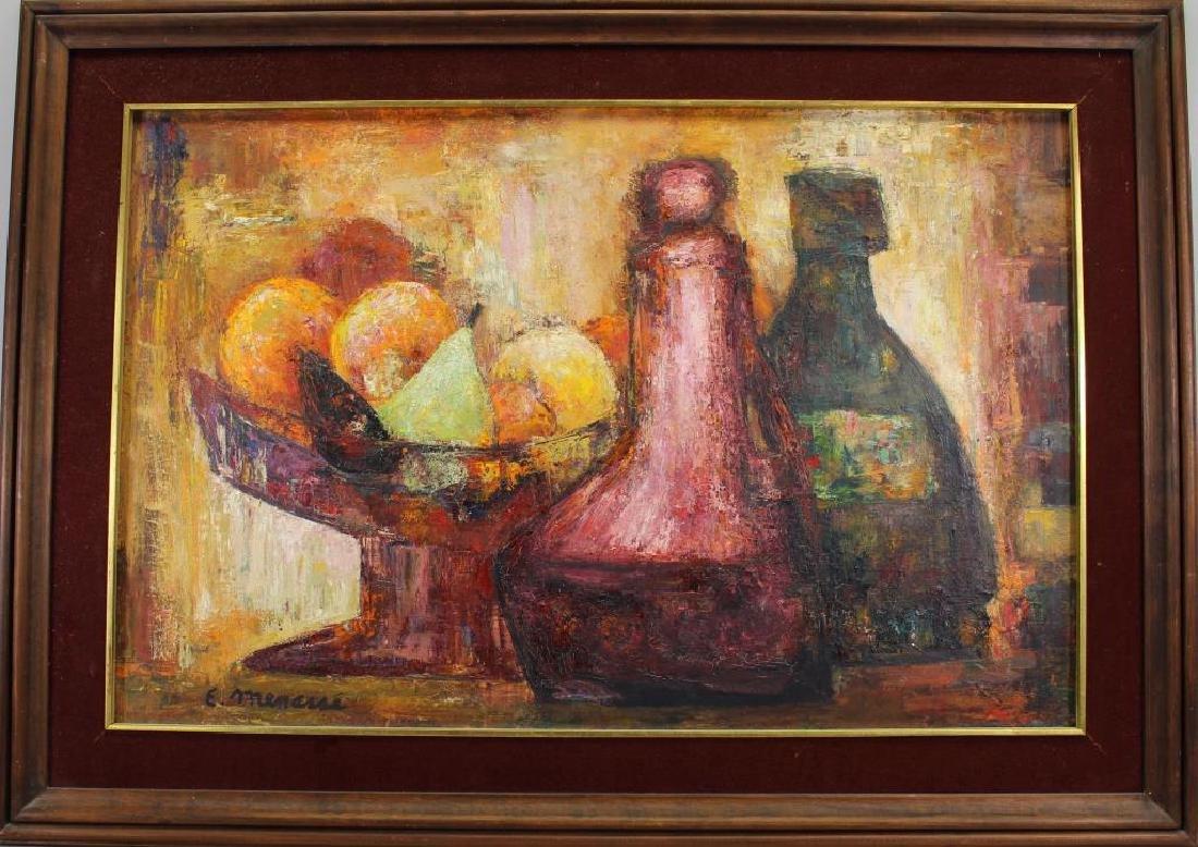 "Eliana Menasse (born 1930) ""Frutero"""
