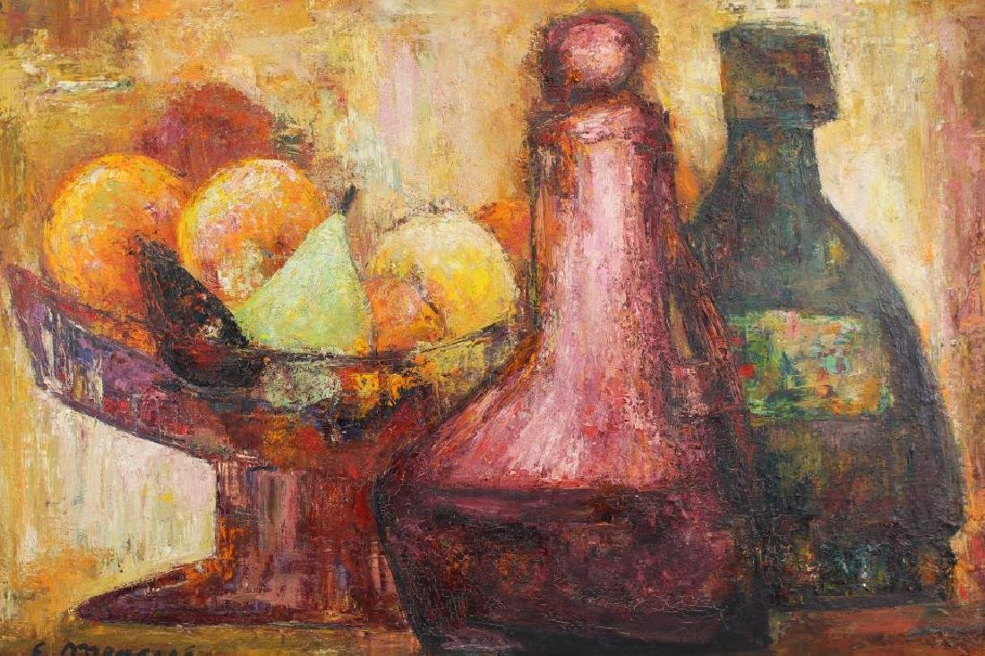 "Eliana Menasse (born 1930) ""Frutero"" - 2"
