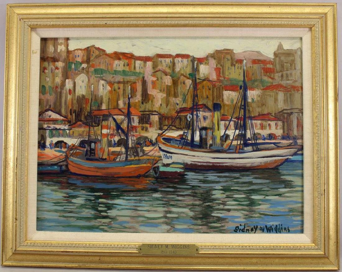 "Sidney Wiggins (1881 - 1940) ""Italy 1925"""