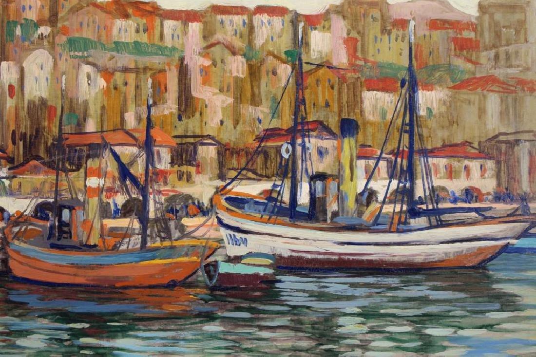 "Sidney Wiggins (1881 - 1940) ""Italy 1925"" - 2"