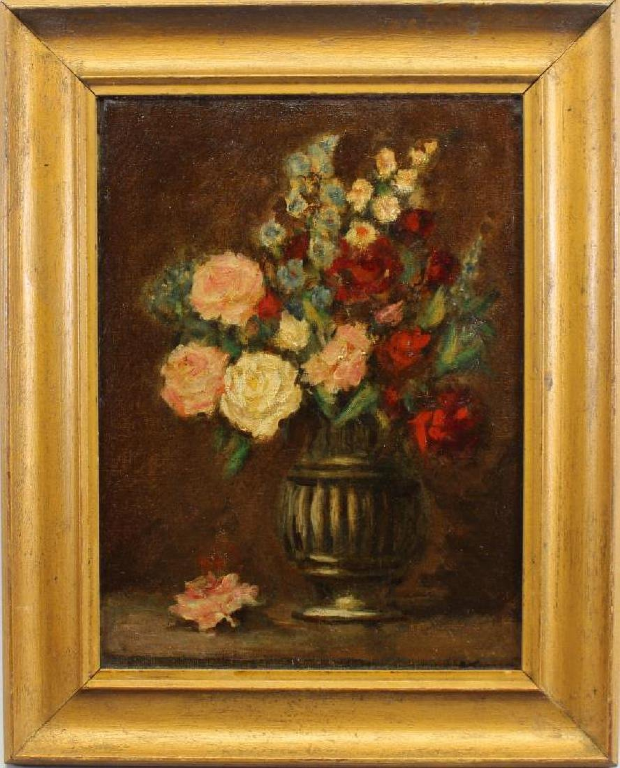 Signed, Early 20th C. Still Life Painting