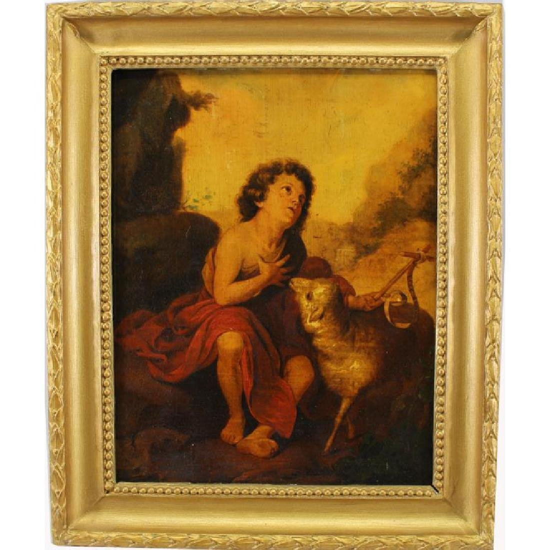 Attr. Bartolome Murillo (1617-1682) Ex Christie's