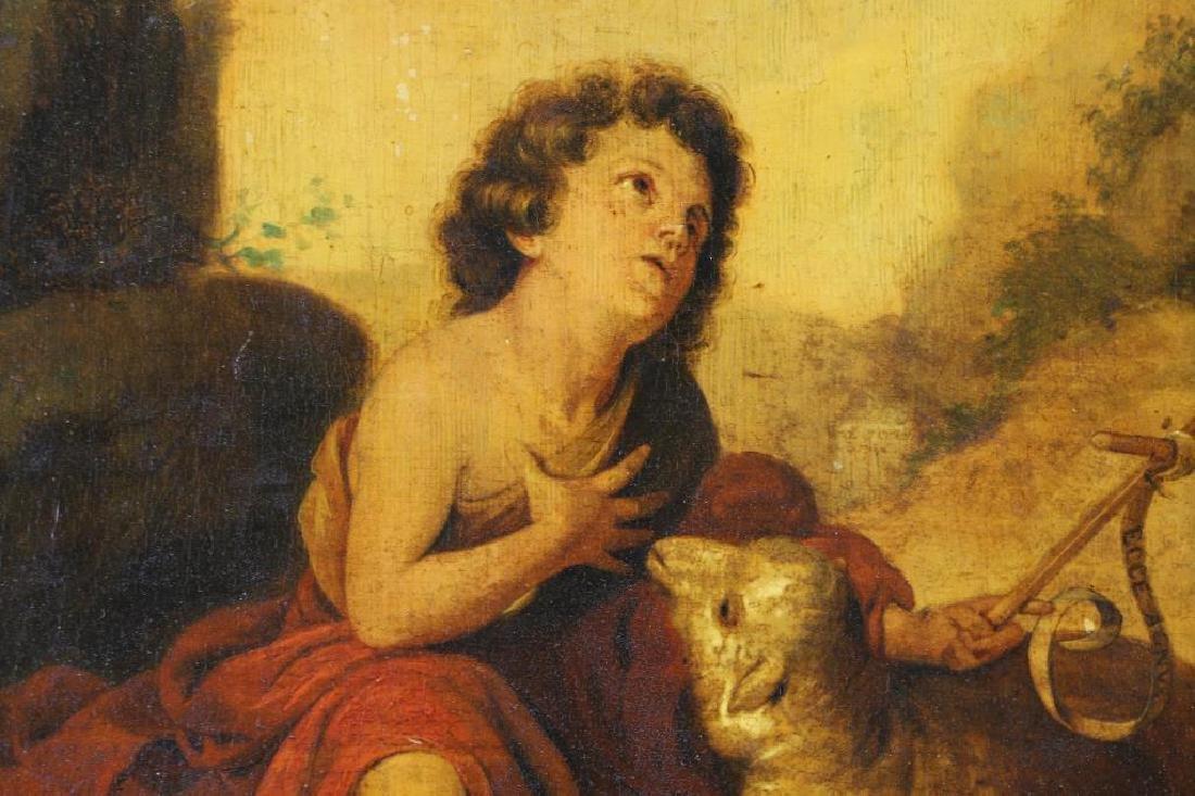 Attr. Bartolome Murillo (1617-1682) Ex Christie's - 2