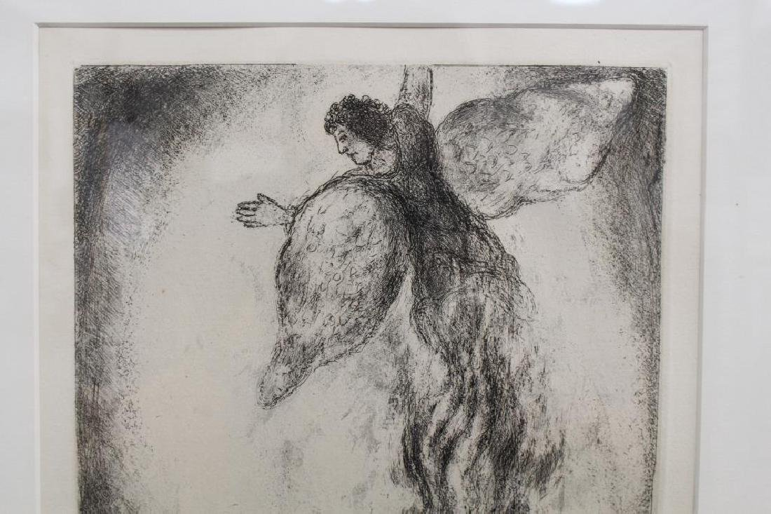 After Chagall, Lithograph 81/275 - 4
