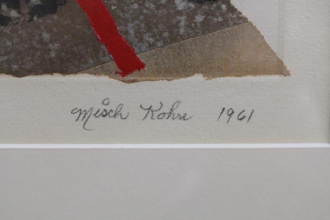 """Imaginary Ancestor"" Misch Kohn (1916-) - 6"