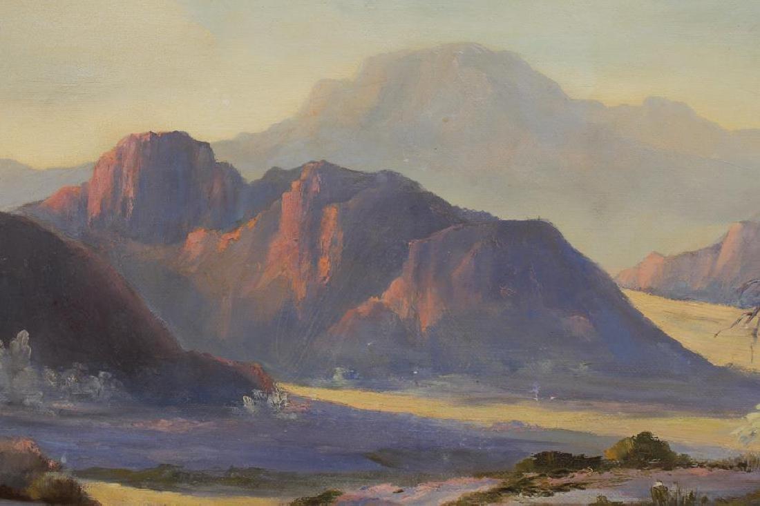 Signed, 20th C. Southwestern American Landscape - 2