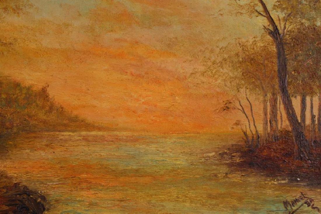 W. Manuel, Argentinean Landscape - 2