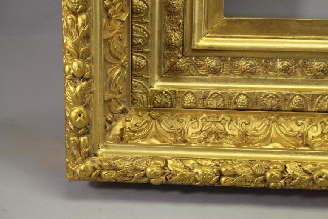 Large Antique American Gilt/Wood Frame - 2