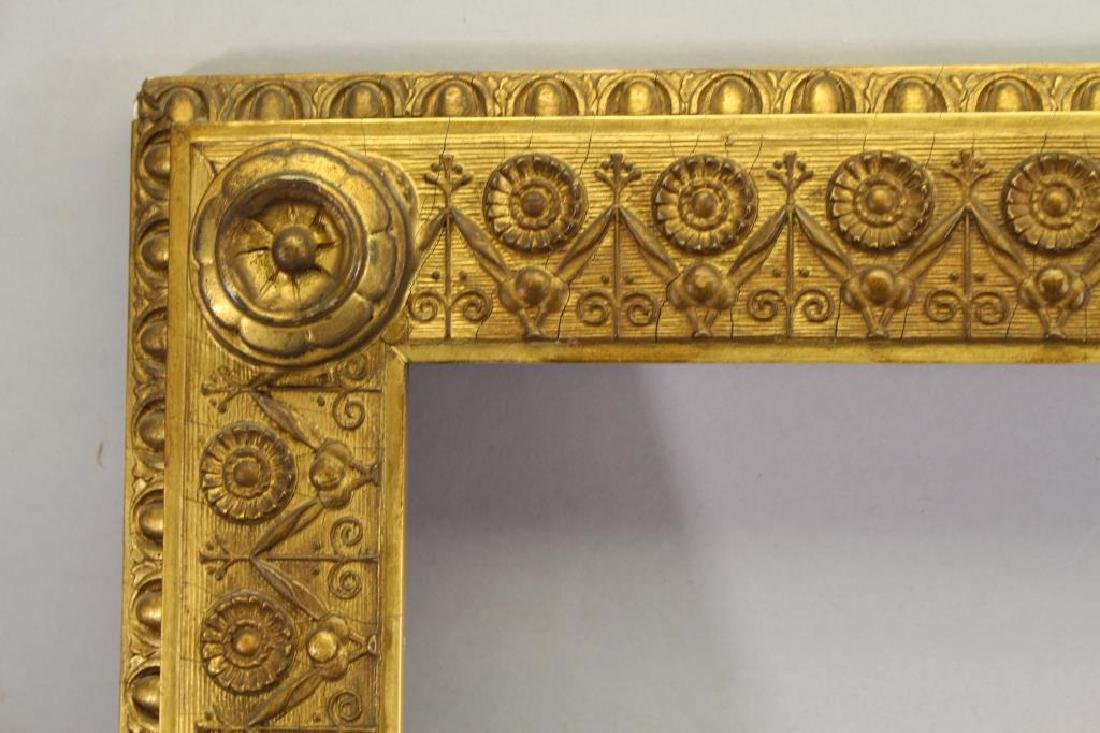 Antique Carved/gilt Frame - 2