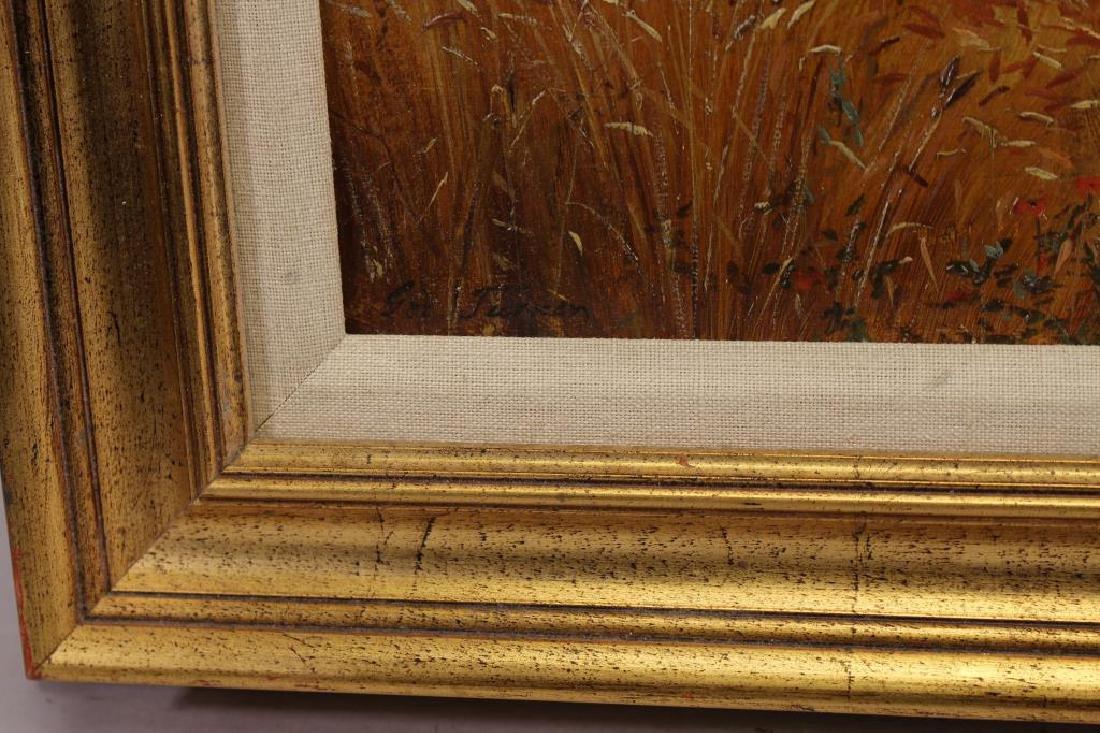 "1888 George Turner ""Harvesting in Derbyshire"" - 3"