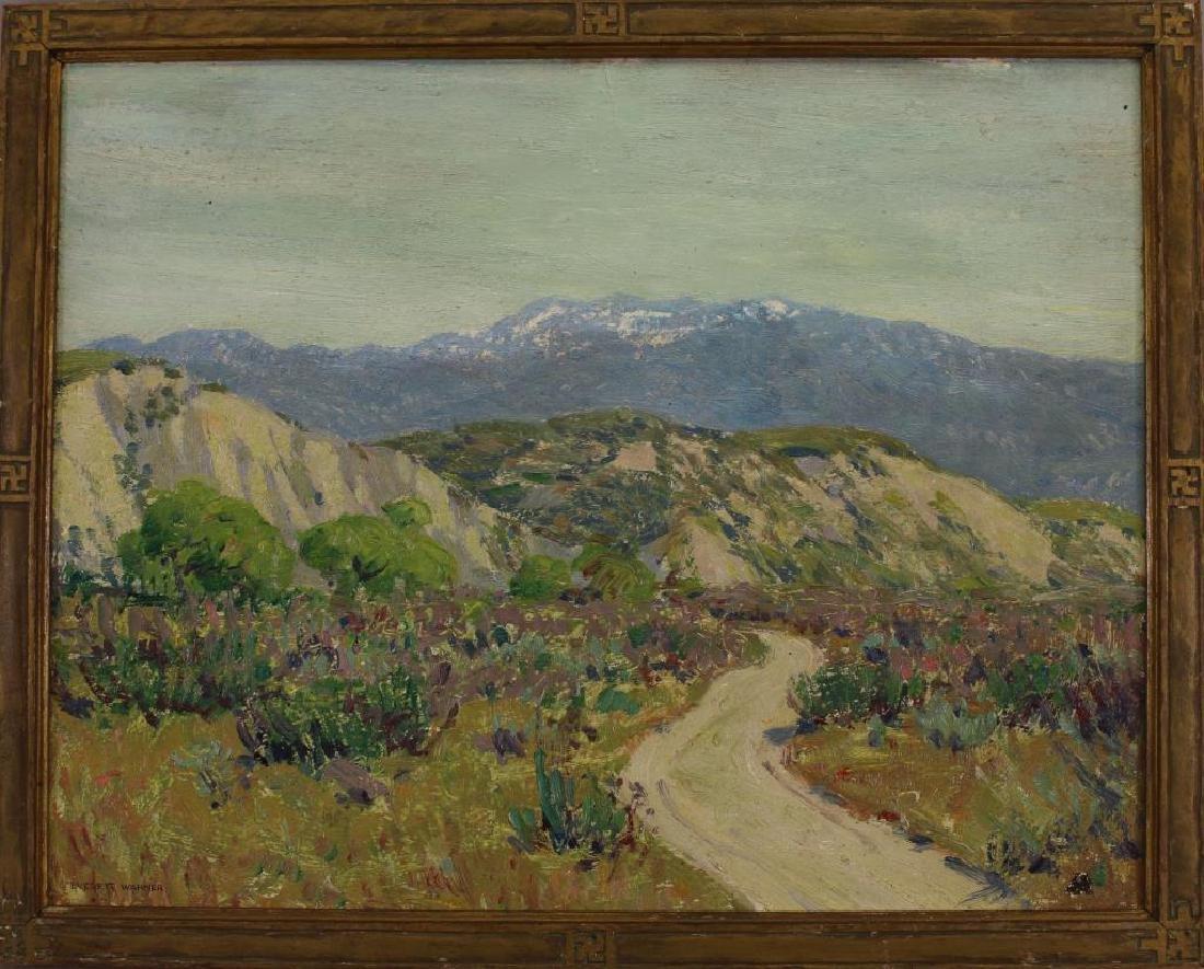 Everett Warner (1877 - 1963)