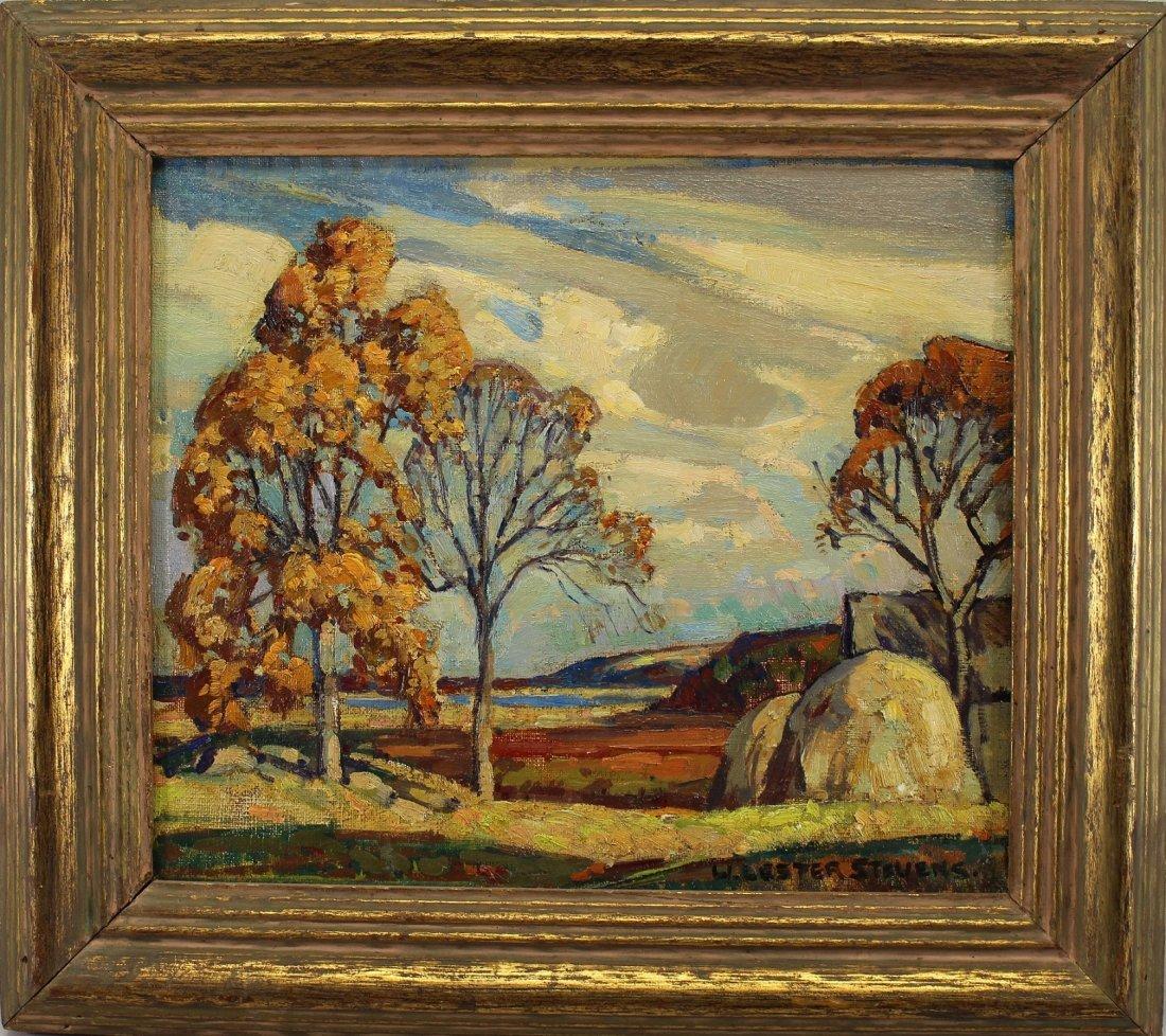 William Lester Stevens  (1888 - 1969)