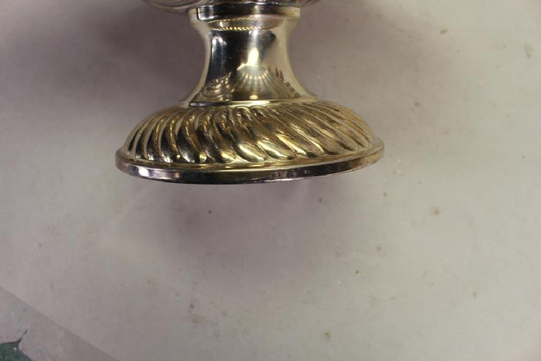 Silverplate Nut Dish with Squirrel - 3
