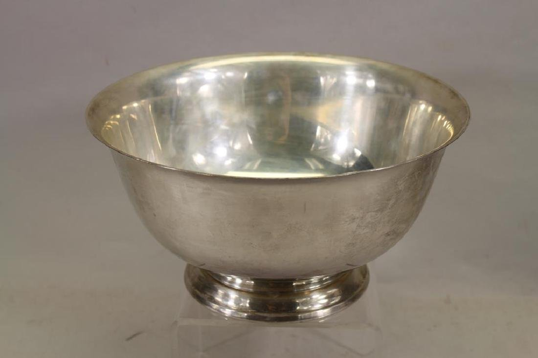 Gorham Sterling Paul Revere Reproduction Bowl