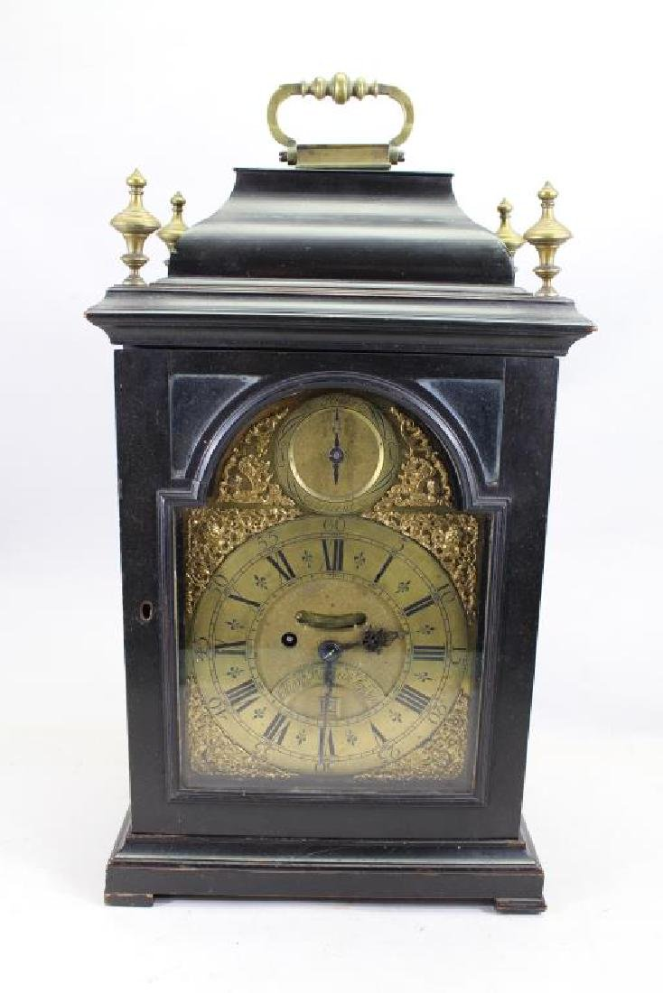 Antique William Jourdain (London) Clock