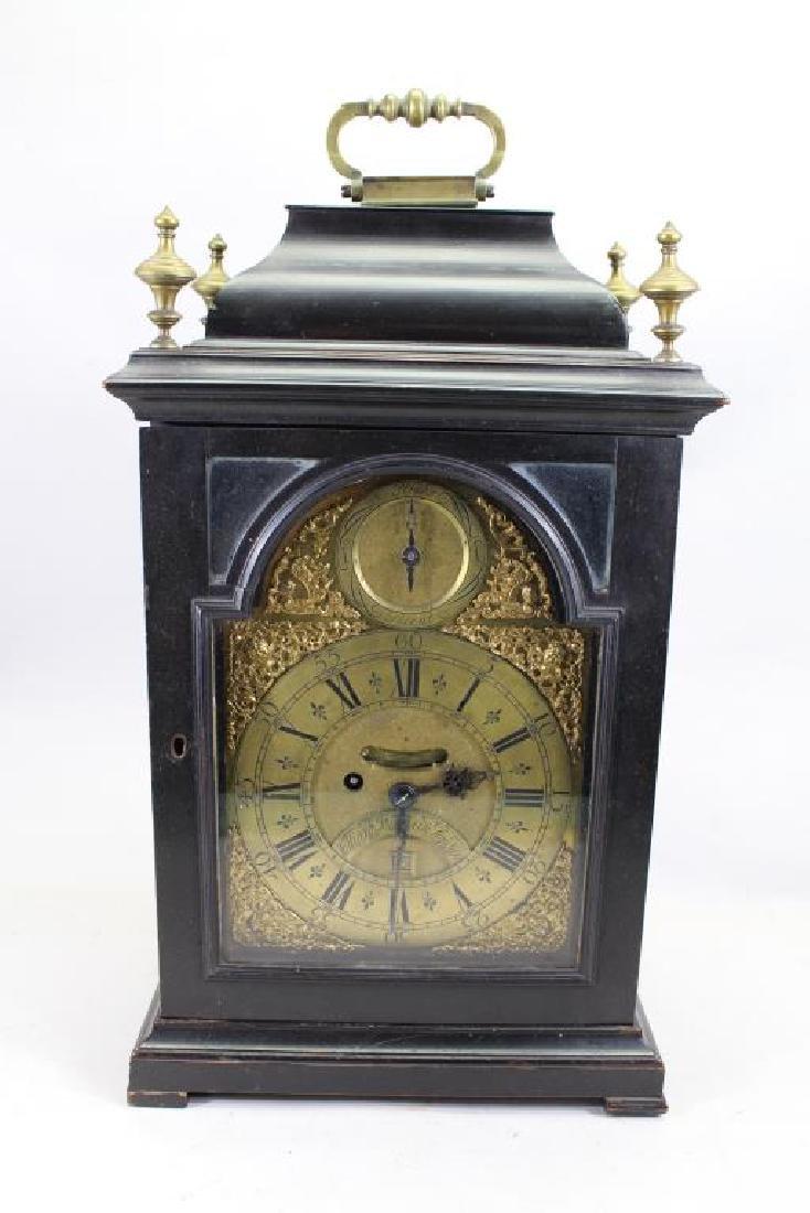Antique William Jourdain (London) Clock