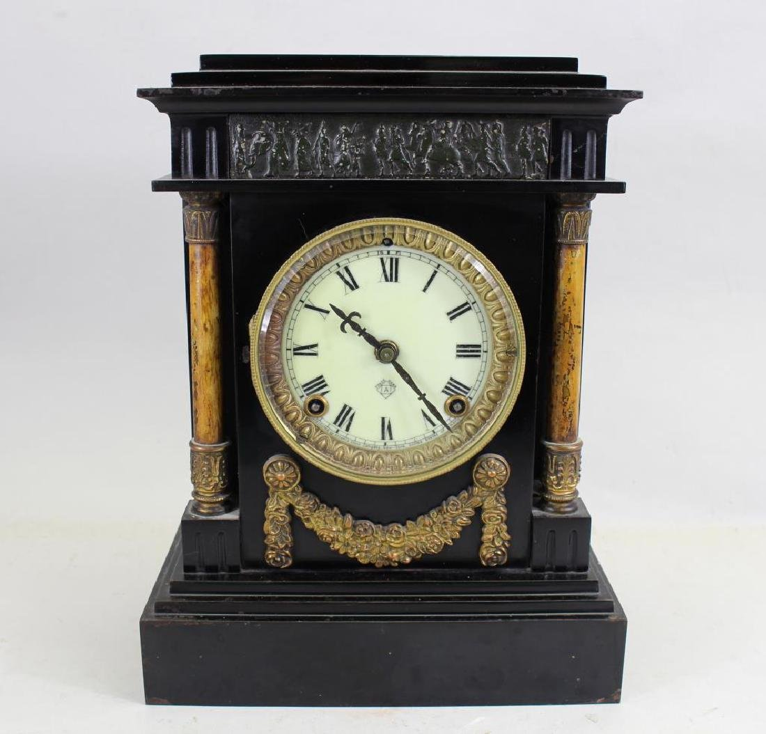 Ansonia Clock Co. Mantel Clock