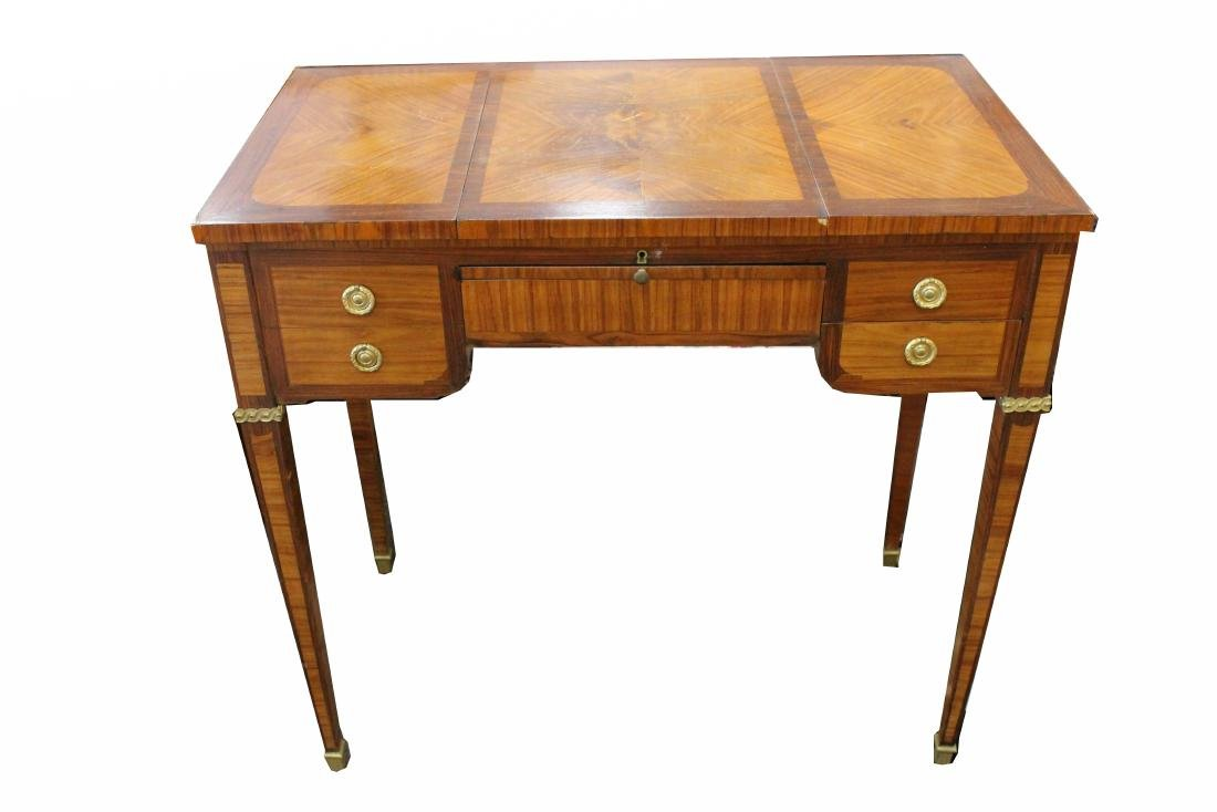 French, Women's Sewing Table