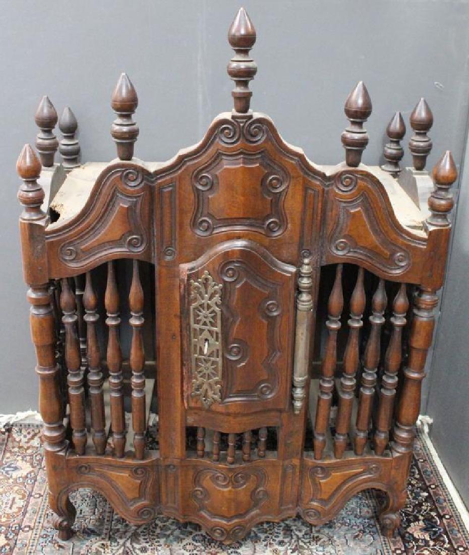 "Antique Wooden ""Bread Safe"""