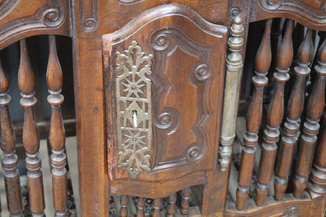 "Antique Wooden ""Bread Safe"" - 2"