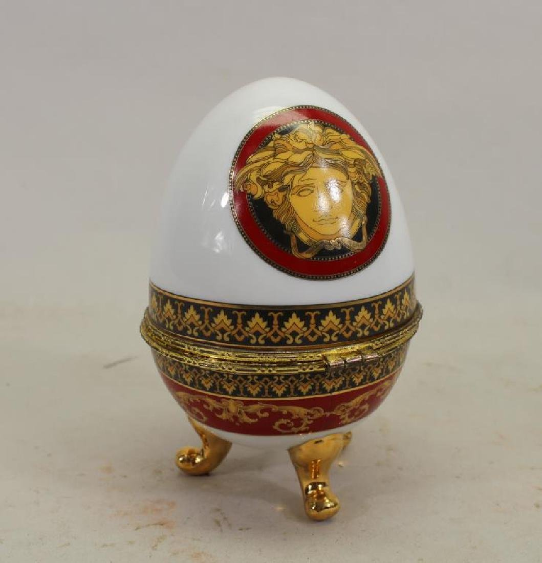 Versace Style Egg - 2