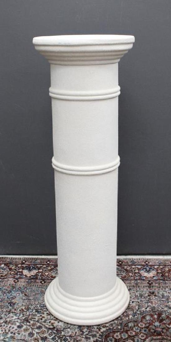 Modern Composite Pedestal