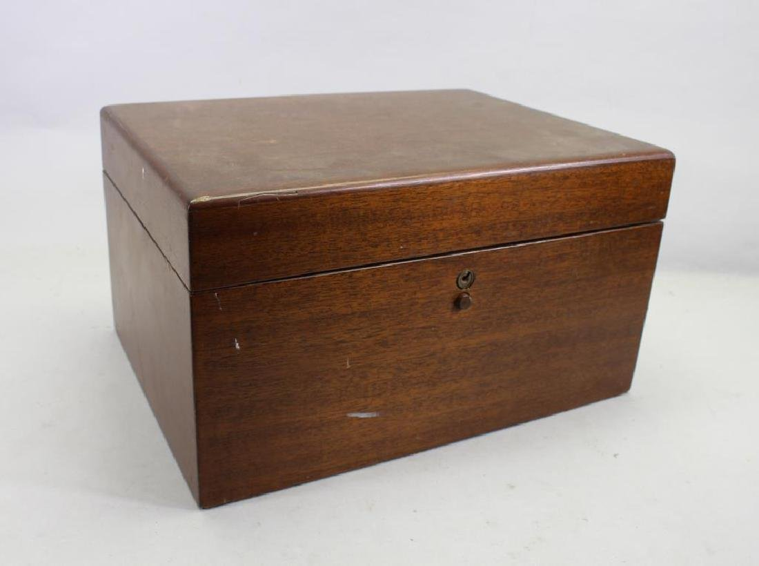 Vintage Art Deco Alfred Dunhill Humidor