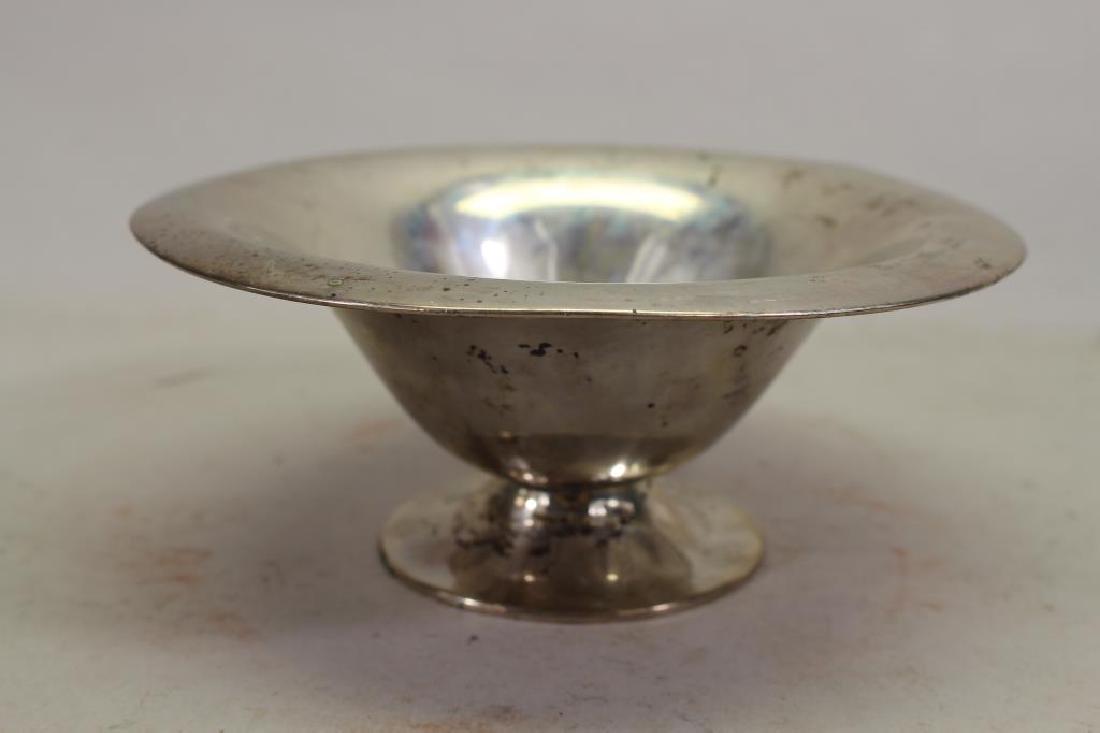 (2) European Silver Pieces - 6