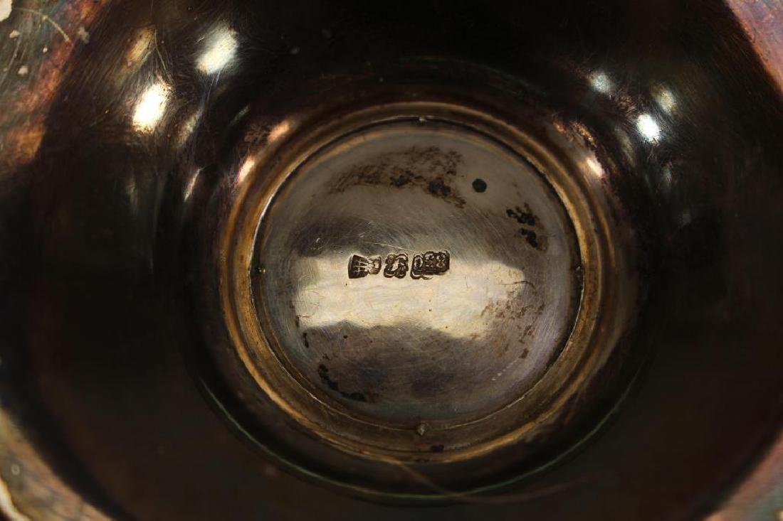 (2) European Silver Pieces - 8