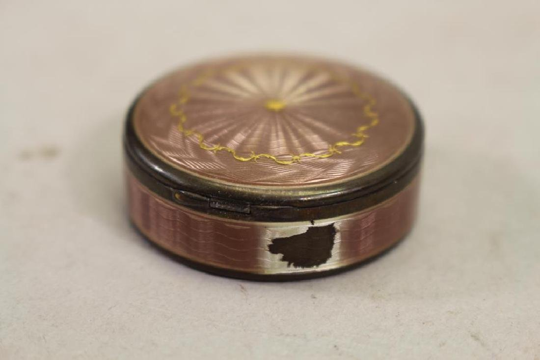 (2) Vintage Pill Boxes - 6