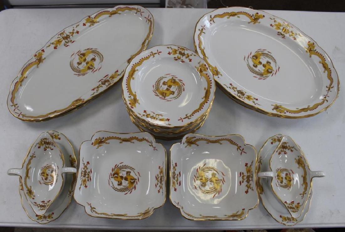 (12) Piece Meissen Porcelain Set