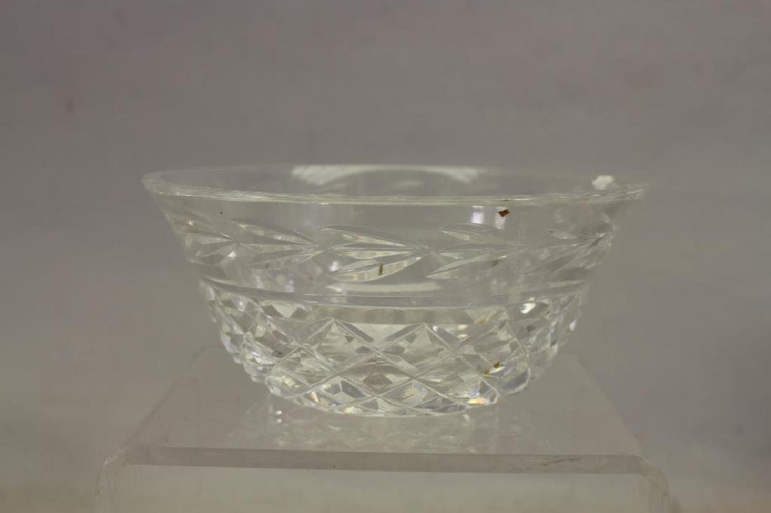 (3) Glass Articles, Two Signed Waterford - 4