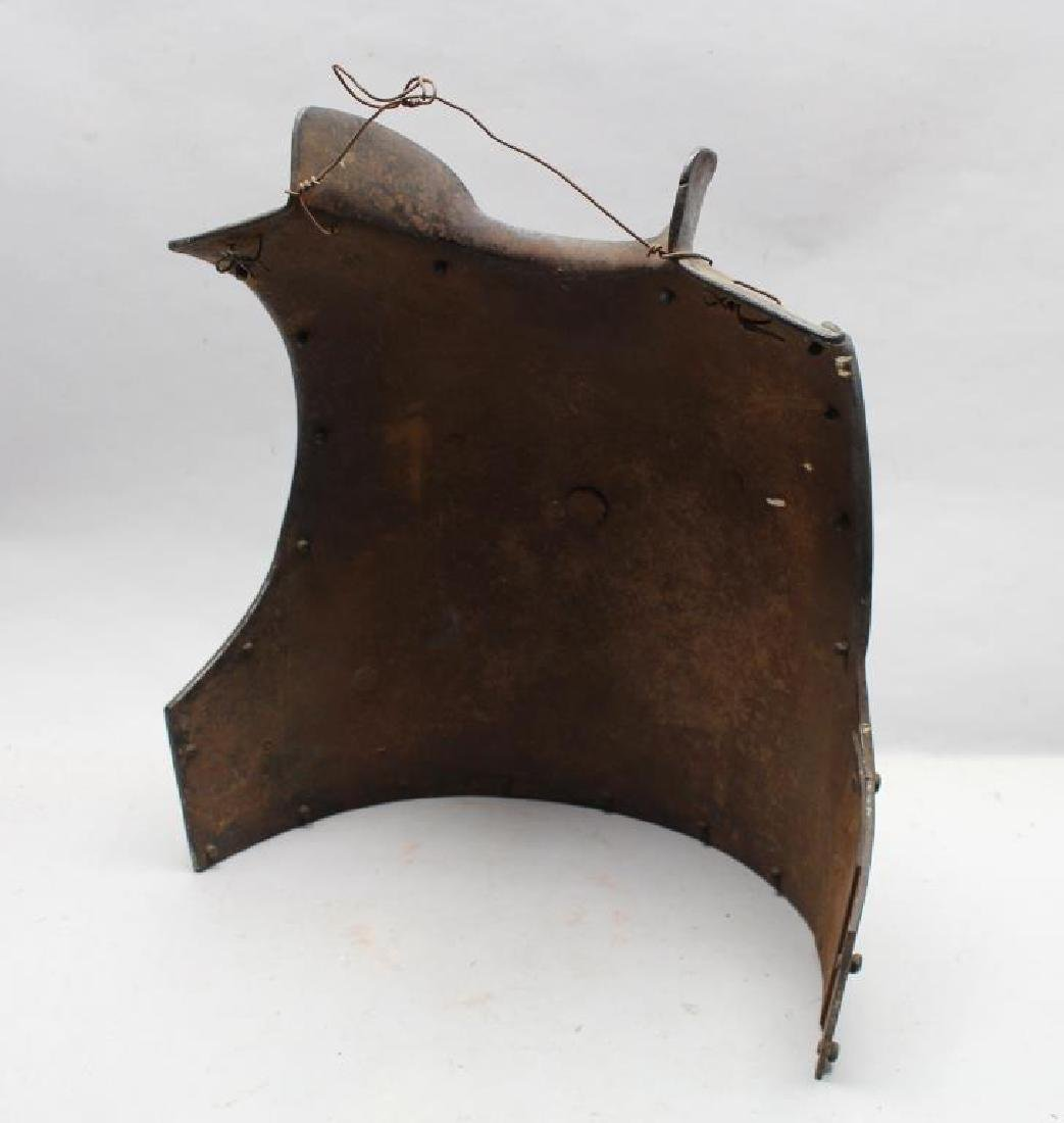 Antique Medieval Style Breastplate & Backplate - 3