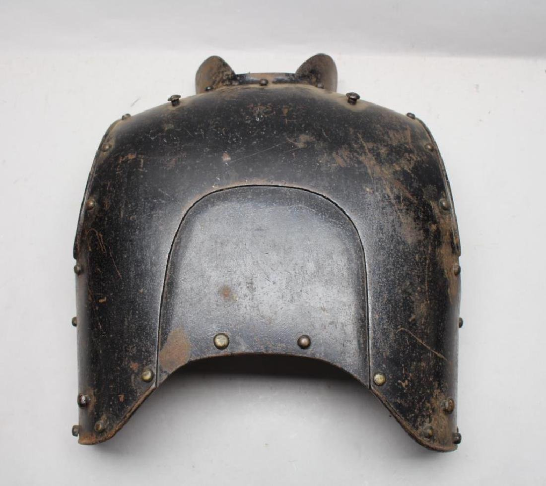 Antique Medieval Style Breastplate & Backplate - 5