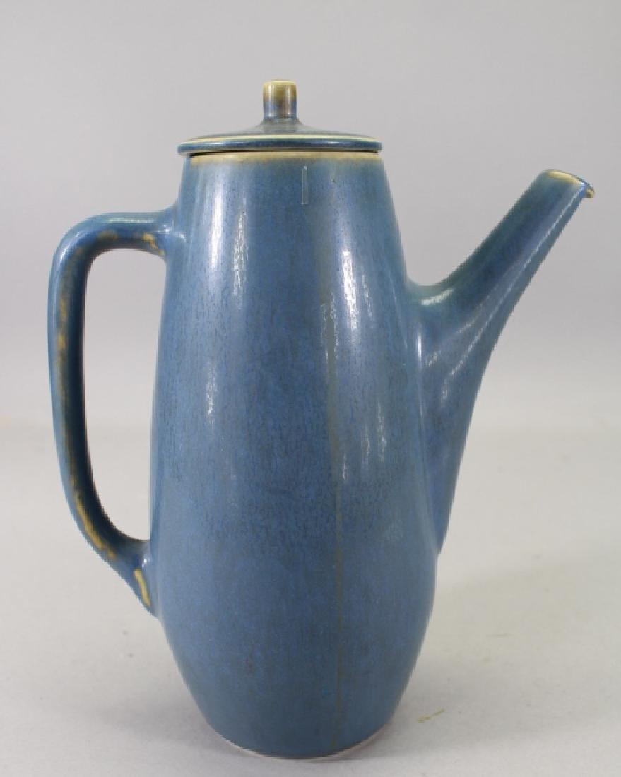 Palshus Pottery Teapot