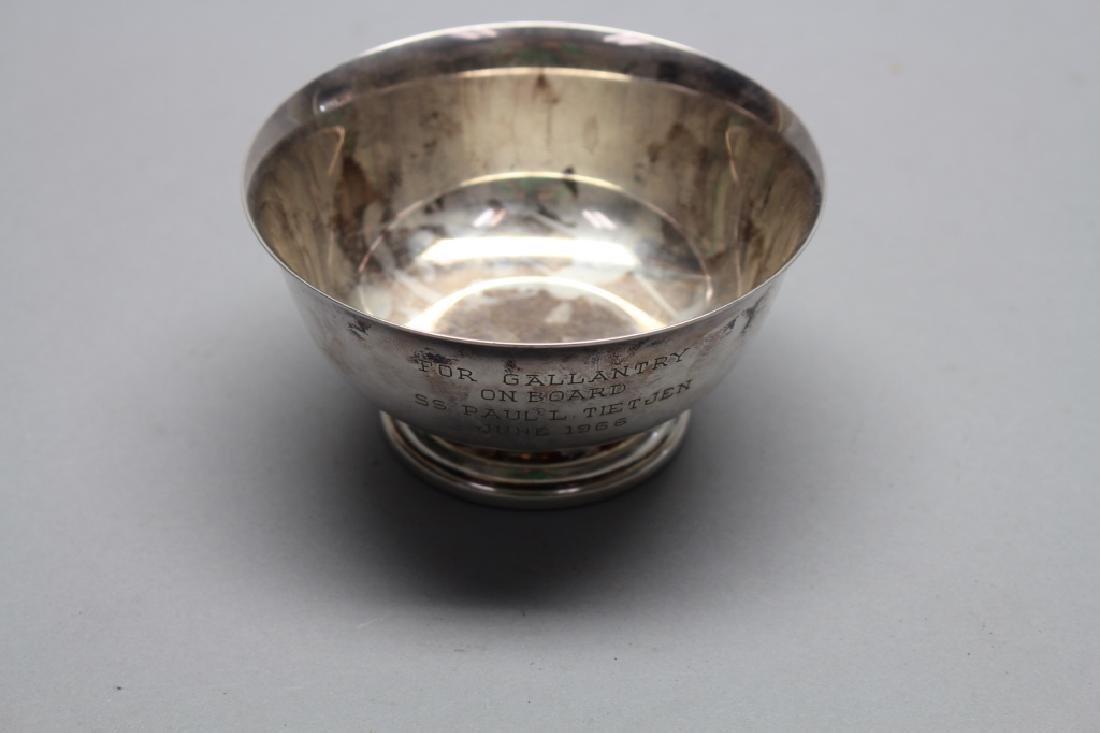 SS Paul Tietjen Gorham Bowl