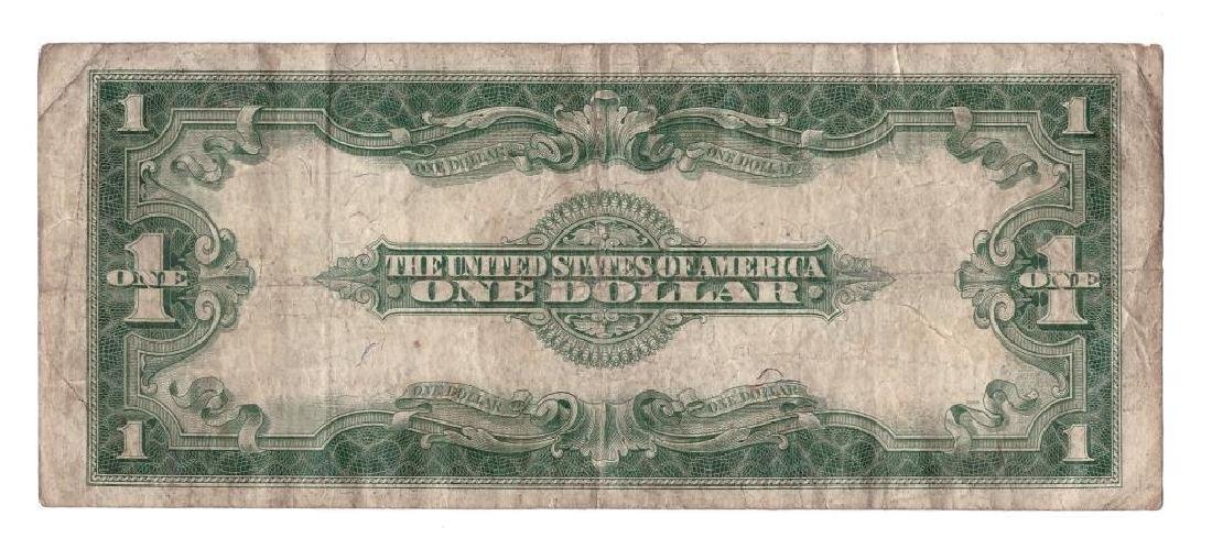 1923 $1 Silver Certificate - 2