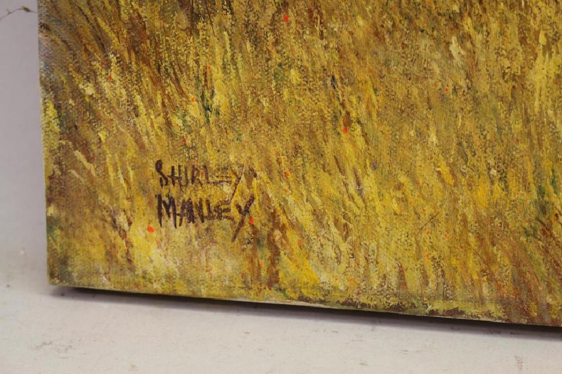 "Shirley Manley, ""Tranquility"" Painting - 2"
