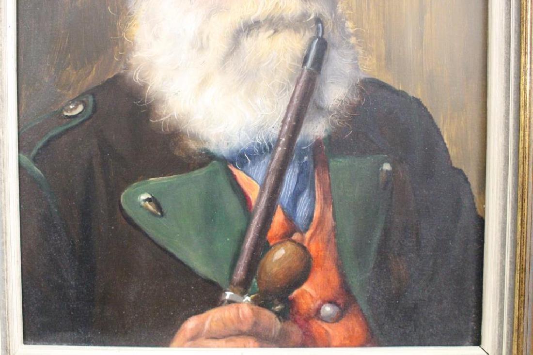 Fritz Muller (1913 - 1972) Portrait of a Man - 5