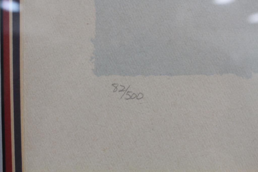 Salvador Dali Lithograph (82/500) - 4